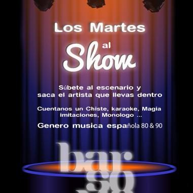 Martes al Show